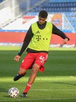 Jamie Lawrence FC Bayern München II DFB 3.Liga Saison 2020-21