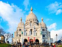 Basilica Sacre Coeur, Paris