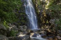 Todtnau waterfall in Todtnauberg in the Black Forest