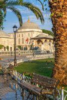 Tomb of Sultan Ahmet in Istanbul, Turkey