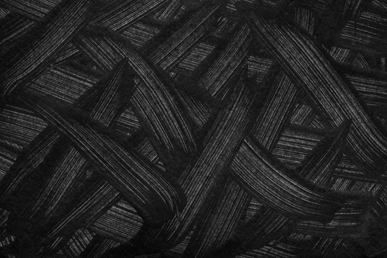 Random black translucent brush strokes - background