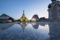 THAILAND KAMPHAENG PHET WAT BOROMMATHAT