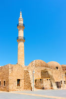 Old mosque in Rethymno