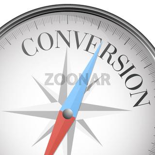 compass conversion