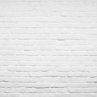 White brick wall
