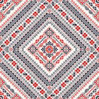Romanian traditional pattern 77