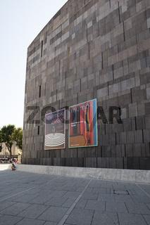 Museum Moderner Kunst Stiftung Ludwig, MUMOK, Wien, Oesterreich, Europa