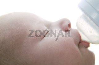 Baby nursing bottle