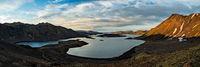 Langisjor lake, Iceland