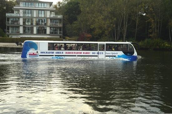 Lübeck water bus