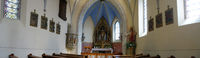 Church of the Holy Trinity in Vellau
