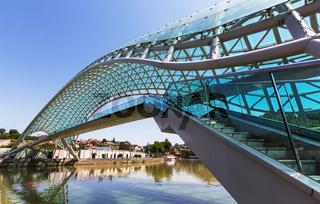 Bridge in Tbilisi