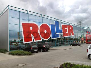 'Roller' Möbel und Einrichtungshaus