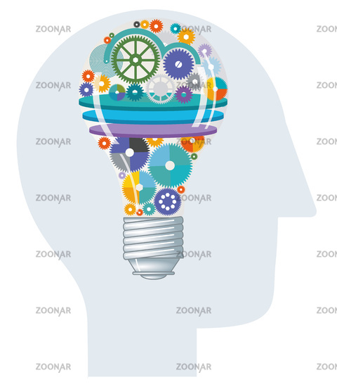 Think about ideas and plan strategy