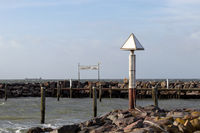 Timmendorf Beach Sign 001. Poel Island