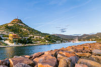 Bosa Marina, Sardinia, Italy