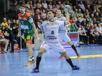 Lucas Krzikalla, SC DHfK Leipzig, Liqui Moly HBL, Handball-Bundesliga Saison 2019-20