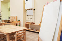 Montessori for the learning of children