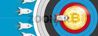 Rockets Bitcoin Target First Blue Header