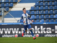 German footballer Florian Kath 1st FC Magdeburg DFB 3rd league season 2020-21