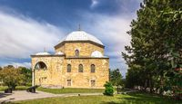 Old turkish mosque in Izmail, Ukraine
