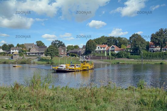 Kessel,Limburg,Maas River,Netherlands