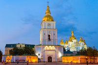 Michael Golden-Domed Monastery Kiev