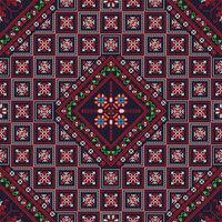 Romanian traditional pattern 11