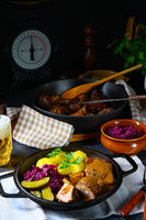 The Snirtje roast is a pork specialty from East Frisia and Papenburg in the Emsland.