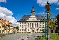 Rathaus Stadtverwaltung Ballenstedt