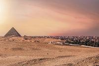 The Pyramid Of Khafre, Giza, Egypt