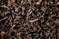 dry tea texture