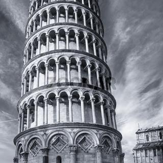 Schiefer Turm, Pisa, Toscana
