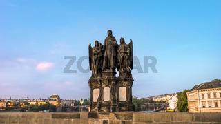 Frantishek Serafinsky statue