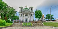 Church of St. Ivan the Baptist in Bila Tserkva, Ukraine