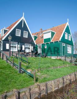 Marken,Ijsselmeer,Niederlande