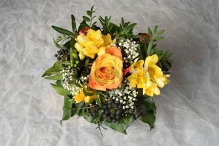 festlicher Blumentrauß