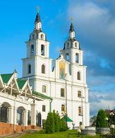 Holy Spirit Cathedral Minsk Belarus