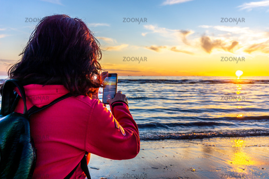 Wunderschöner Sonnenuntergang am Meer-19.jpg