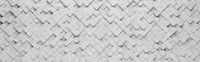 Small Gray Squares 3D Pattern Background