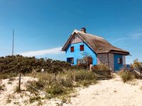 Thatched holiday home at the German Baltic Sea coast