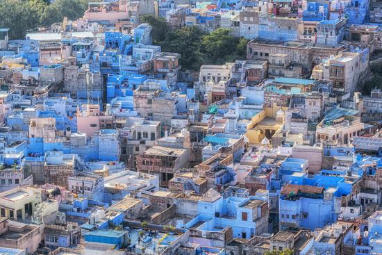 Jodhpur the Blue City
