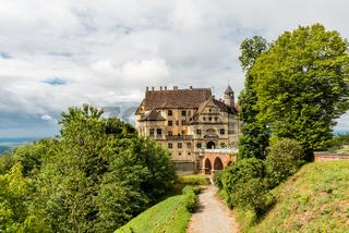 Schloss Heiligenberg, Baden-Württemberg, Deutschland