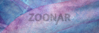 purple and blue marbled momi paper
