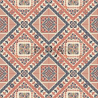 Palestinian embroidery pattern 310