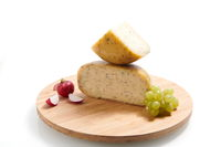 Organic produced Cheese assortment