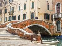 Ponte dei Gesuiti - Venice