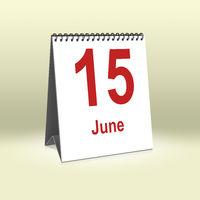 June 15th | 15.Juni