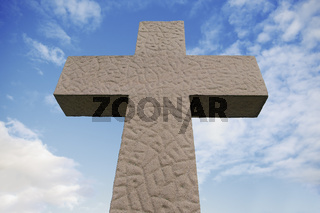 Big Stone Cross