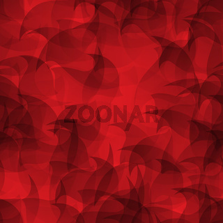 Red seamless abstract background